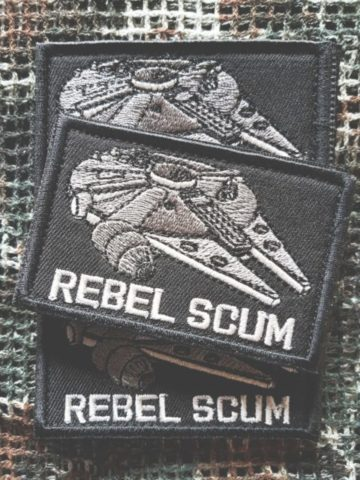 Patch Star Wars Rogue One Millennium Falcon