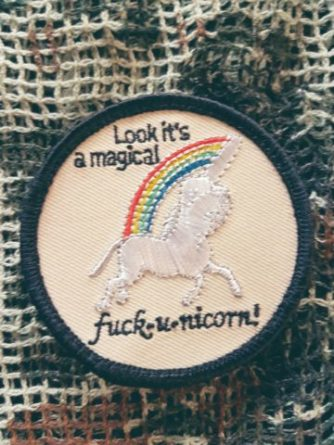 Patch Fuck Unicorn