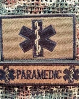 Paramedic Patch Set
