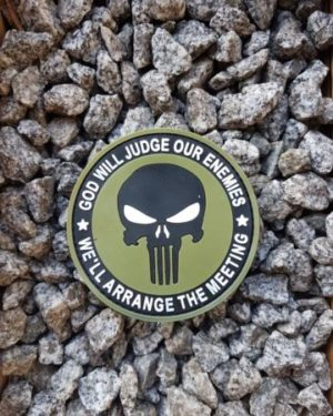 PVC Patch god will judge our enemies we'll arrange the meeting