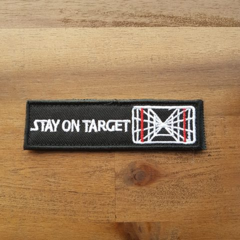 Stay on Target - Star Wars