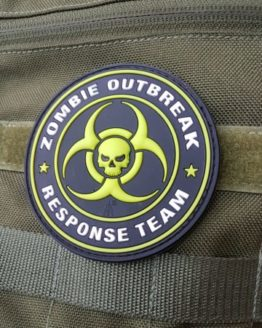 AIRSOFT Zombie Outbreak Response Team Patch