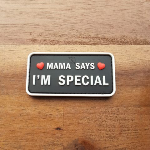 Mama Says I'm Special, swat