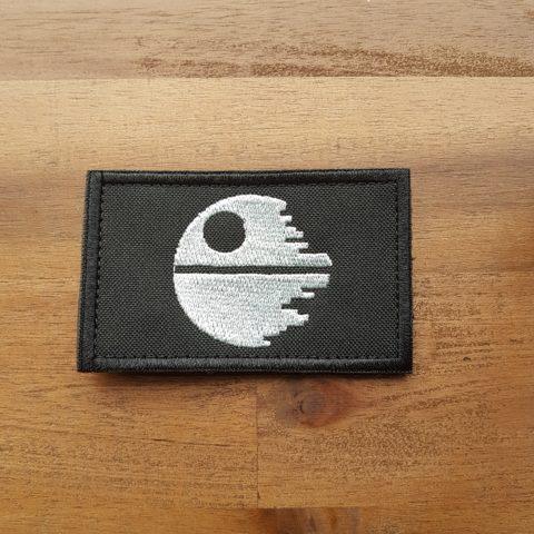 Star Wars Patch – Der Todesstern