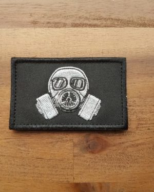 Gasmasken Patch