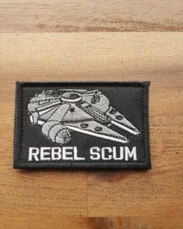 Star Wars Patch Rogue One Millennium Falcon