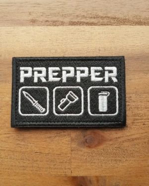 Prepper Patch