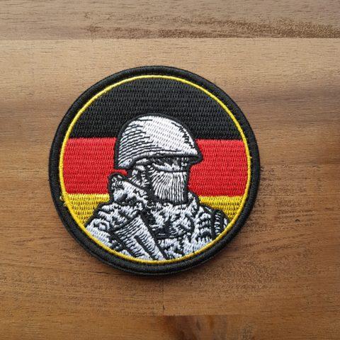 Soldaten Patch