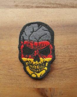 Patch Skull Deutschland