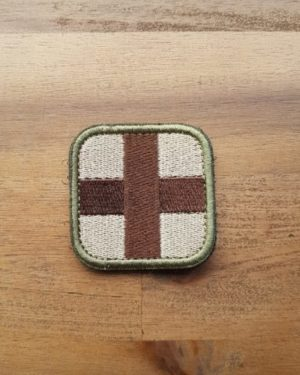 Sanitäter Patch koyote