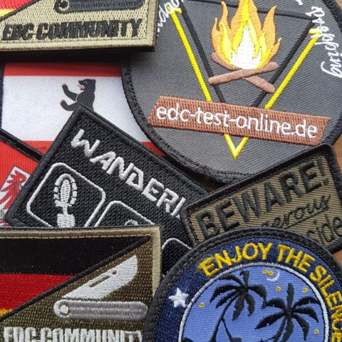 gestickte Patches - shop.edc-test-online.de