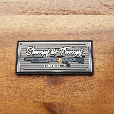 "Stumpf ist Trumpf – ""1969"" PVC Patch"