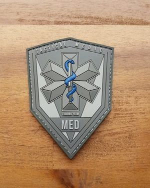Tactical Medic / MED – PVC Patch