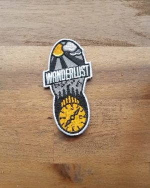 Wanderlust Patch - Bushcarft Patch