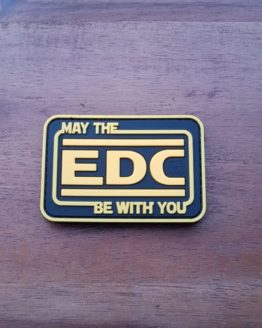 EDC Patch - May the EDC be with you
