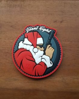 Airsoft Patch - Silent Night