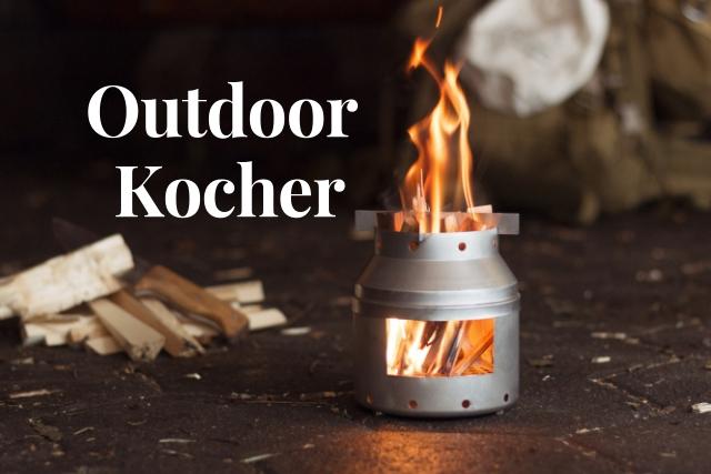 Outdoor Kocher online kaufen