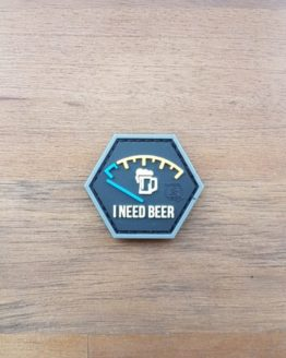 I need Beer Patch