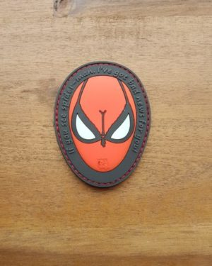 airsoft patch