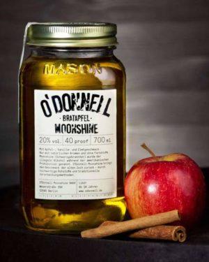 O'Donnell Monnshine - Bratapfel