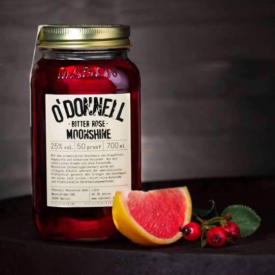 "O'Donnell Moonshine ""Bitter Rose"""
