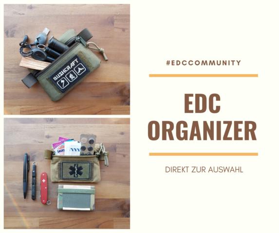 EDC Organizer