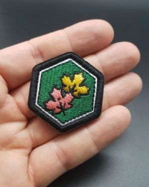 Bushcraft Patch