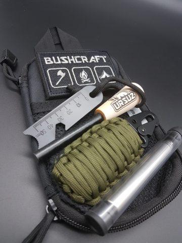 günstige Bushcraft Ausrüstung