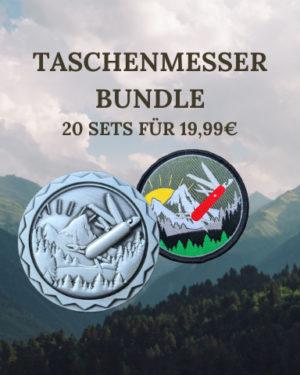 Taschenmesser Coin Bundle